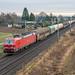 Praest DBC 193 352 met UC trein
