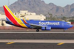 N441WN 07112019 (Tristar1011) Tags: kphx phx phoenix skyharborinternational southwestairlines boeing 737700 b737 n441wn