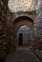 Alcazaba's vibes (Debbananas) Tags: history travelphotography architecture shadows spagna espana spain alcazaba malaga andalucia 1000d canoneos1000d canon