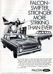 1970 XW Ford Sedan & Wagon New Zealand Original Magazine Advertisement (Darren Marlow) Tags: 1 7 9 19 70 1970 x w xw f ford falcon s sedan wagon c car cool collectible collectors classic a automobile v vehicle aussie australian australia 70s