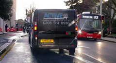 IMGP5562 (Steve Guess) Tags: ch11lle active air van renault traffic sport penrhynroad kingstonuponthames surrey greater london england gb uk