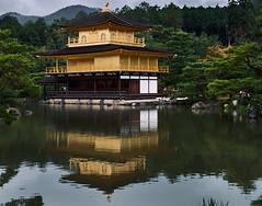 Kinkaku-ji, Pabellón dorado (diocrio) Tags: japón kioto