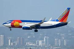 N230WN - Southwest Airlines - Boeing 737-700 (John Klos) Tags: 34592 a6400 b737 b737700 b7377h4 boeing boeing737 california coloradoone ilce6400 johnklos klax lax losangeles losangelesintlairport n230wn swa sony sonya6400 sonyfe70300mmf4556goss southwest southwestairlines aircraft aircraftspotting airline airplane airplanespotting approach aviation jet specialscheme spotting winglets unitedstatesofamerica