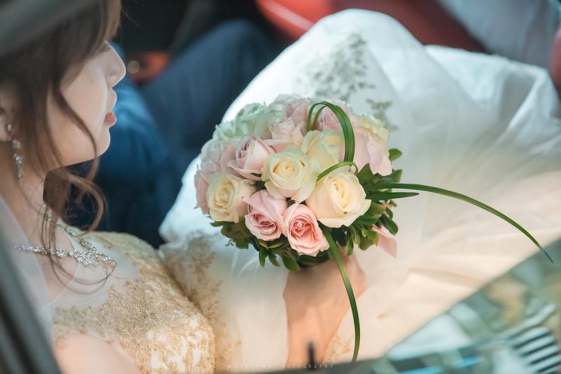 [台北婚攝] 彥皇&筱瑛 早儀午宴 婚禮紀錄 @ 三重彭園會館 宴會A廳| #婚攝楊康
