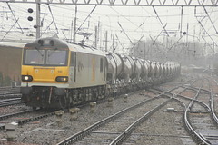 EWS Class 92 92041 (Rob390029) Tags: ews class 92 92041 carlisle citadel railway station car