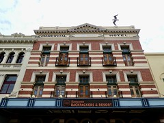 Commercial Hotel (sander_sloots) Tags: fremantle hotel commercial backpackers suite resort perth building architecture classic gebouw architectuur australian australia gull meeuw bird vogel dctz90 lumix panasonic