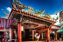 Taiwan Series - Kailong Temple (LezlieN) Tags: chinesetemple taiwan tainan 四協境七娘境開隆宮 kailong sharingart