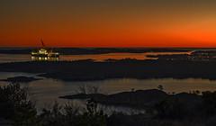 Vestergabet, Kristiansand, Norway (gormjarl) Tags: kristiansand wather lake fjord sunset beach water sky natur night art light sun cloud landscape street river otra norway city