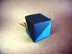 Liberty cube - Roberto Vigorelli (Rui.Roda) Tags: origami papiroflexia papierfalten liberty cube roberto vigorelli