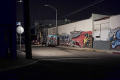 1400 E. (ADMurr) Tags: la eastside industrial night trapezoid mural leica m240 35mm zeiss zm biogon m0005191