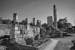 Roman Theater (AWe63) Tags: theater roman römischeruinen römer romantheater antik pentax pentaxk1mkii provence arles südfrankreich france frankreich luminar4 luminar madewithluminar andreasweyermann cawe63