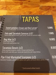 Bugs cafè (Eric Borda) Tags: cambodge kambodscha cambodia cambogia siemreap ericborda ristorante restaurant bugs insetti menù សៀមរាប siemrab កម្ពុជា kampouchea cibo food bugscafè