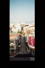忠誠 (Long Tai) Tags: minolta ps panorama 24mm f45 kodak colorplus 200