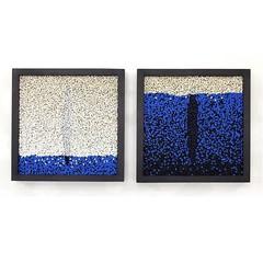 Yin and Yang Set of two artworks. Paint on corrugated cardboard and wood. . . . . . . #contemporary #yin #yang #originalart #oneofakindart #recycledart #sanjaydhawan #abstract #abstractexpressionism #conceptualart #cardboardart #artsy #artnet #artsper #ab (chiselart@ymail.com) Tags: cardboardart primercontemporary artsy absolutart originalart dailycollector conceptualart abstractexpressionism white artnet recycledart artadvisor collectorseye yin sanjaydhawan artoninstagram mixvancouver internationalartist abstract modernart artsper experimentalart saatchionline contemporary blue instaartexplorer yang oneofakindart silver artcollectors