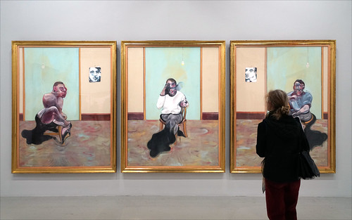 Francis Bacon au Centre Georges Pompidou (Paris)
