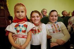 118. Фестиваль колядок в актовом зале 10.01.2020