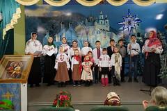 087. Фестиваль колядок в актовом зале 10.01.2020