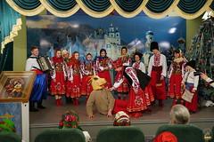 084. Фестиваль колядок в актовом зале 10.01.2020