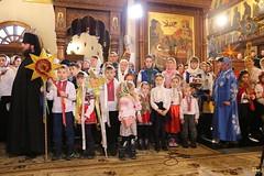 033. Фестиваль колядок в Успенском соборе 10.01.2020