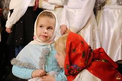 031. Фестиваль колядок в Успенском соборе 10.01.2020