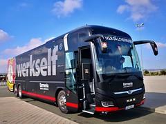 Man Lion,s Coach del Bayer 04 Leverkusen (Bus Box) Tags: autobus bus bayer04leverkusen alemania futbol equipo deportivo lionscoach man