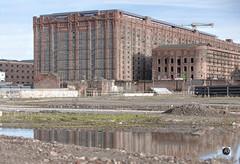 27 Million Bricks (alundisleyimages@gmail.com) Tags: liverpool warehouse bricks big reflection docks architecture history historic regeneration conversion modernisation fitforpurpose merseyside uk