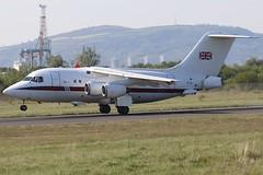RAF ZE701 BHD 16/05/19 (ethana23) Tags: planes planespotting aviation avgeek aircraft aeroplane airplane avro bae 146 hs146 statesman