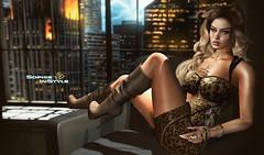 # ♥1438 (sophieso.demonia) Tags: doux supernatural codex bueno diversion collabor88 la vie en pose