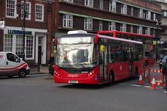 IMGP5576 (Steve Guess) Tags: surbiton surrey greater london england gb uk rbk tfl bus alexander dennis enviro 200 adl united ratp sn18kpf dle30227