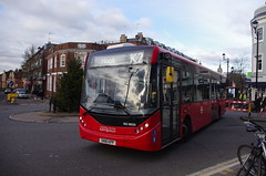 IMGP5570 (Steve Guess) Tags: surbiton surrey greater london england gb uk rbk tfl bus alexander dennis enviro 200 adl united ratp sn18kpp dle30233