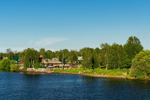 Northern Dvina River 2 ©  Alexxx Malev