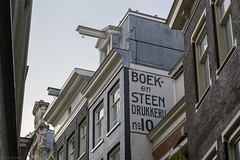 Boek- en steendrukkerij (Tim Boric) Tags: amsterdam boekensteendrukkerij muurreclame wallad advertisement