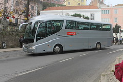 Irizar - Travel One Portugal (Ray's Photo Collection) Tags: scania irizar coach sintra traveloneportugal portugal