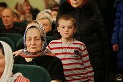 125. Фестиваль колядок в актовом зале 10.01.2020