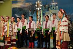 124. Фестиваль колядок в актовом зале 10.01.2020
