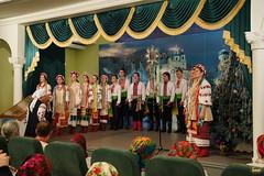 120. Фестиваль колядок в актовом зале 10.01.2020