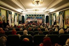 117. Фестиваль колядок в актовом зале 10.01.2020