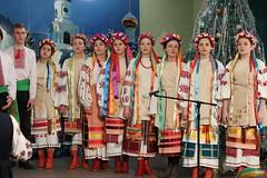 113. Фестиваль колядок в актовом зале 10.01.2020