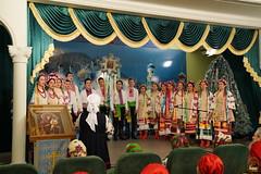 111. Фестиваль колядок в актовом зале 10.01.2020