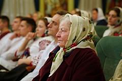 102. Фестиваль колядок в актовом зале 10.01.2020