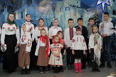 092. Фестиваль колядок в актовом зале 10.01.2020