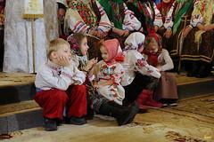 054. Фестиваль колядок в Успенском соборе 10.01.2020