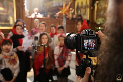 042. Фестиваль колядок в Успенском соборе 10.01.2020