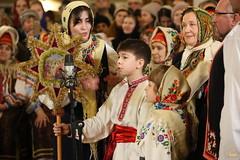 032. Фестиваль колядок в Успенском соборе 10.01.2020