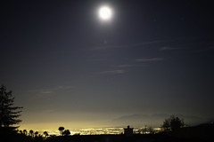 Full Moon011120b (Jeff Bohner Photography) Tags: moon wolf 2020 yucaipa d800 nikon 70200mm tc20eiiiteleconverter california sanbernardino inlandempire jeffbohner