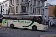 IMGP5574 (Steve Guess) Tags: surbiton surrey greater london england gb uk rbk tfl bus volvo y727hwt jonckheere mistral b10m coach