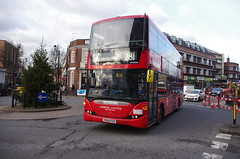 IMGP5572 (Steve Guess) Tags: surbiton surrey greater london england gb uk rbk tfl bus scania omnidekka sp united ratp yr59fyv sp40114