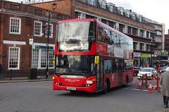 IMGP5571 (Steve Guess) Tags: surbiton surrey greater london england gb uk rbk tfl bus scania omnidekka sp united ratp yr59fyv sp40114