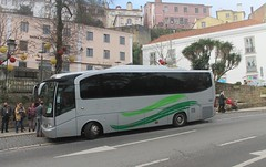 Mercedes-Benz Travego ??? - Planeta Tours (Ray's Photo Collection) Tags: coach query sintra planetatours mercedesbenztravego portugal