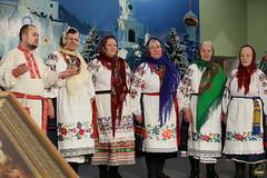 135. Фестиваль колядок в актовом зале 10.01.2020